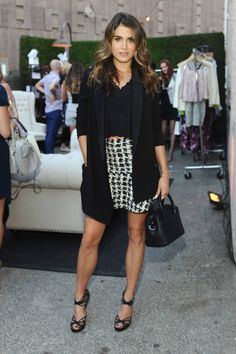 Party Pics: Hollywood's It-Girls Celebrate Parker on Spring Nikki Reed, Fashion 101, Daily Fashion, Fashion Outfits, Celebs, Celebrities, Mode Inspiration, Dress To Impress, Celebrity Style