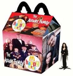 Happy Meal | Horrific Happy Meals | Pinterest | Horror, Rocky ...