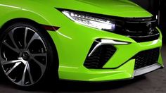 2016 Honda Civic Concept - NYIAS 2015 New York Auto Show