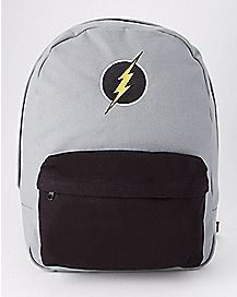 794d3ce8e414 Flash Backpack with Patch Kit - DC Comics - Spencer s