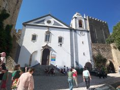 Igreja de São Tiago - Óbidos - JL