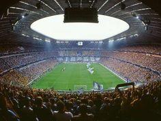 Allianz Arena, Bayern Munich.