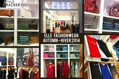 The #Elle fashion wear Autumn-Hiver 2014 collection has hit the stores and #SC is in utter love with the entire range!