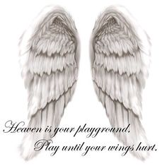 Play tell your wings hurt