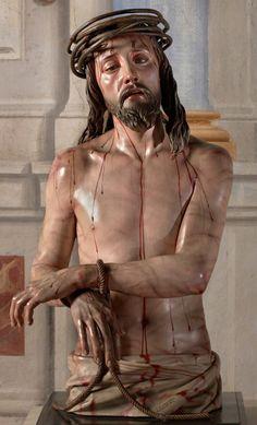 Pedro de Mena (1628–1688), Christ as the Man of Sorrows