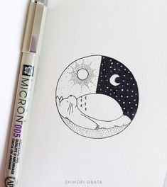 30 Easy Circle Drawing Ideas Circle Drawing, Cat Drawing, Drawing Ideas, Bird Drawings, Easy Drawings, Sea Otters Holding Hands, Bullet Journal Entries, Baby Artwork, Easy Bird