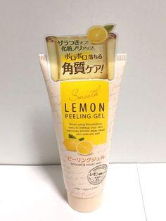 Daiso Japan LEMON Peeling Gel Smooth and moist skin 100g  F/S #Daiso