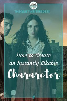 Sometimes you are not meant to like the protagonist right away, and there are many varying ways to produce a likable character. But most ...