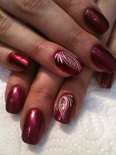 - Today pin- - nail designStripes - nail artStripe strip acrylic polished, coffin and matte acrylic nail designs. - acrylic nail polished, coffin and matte acrylic nail Fancy Nails, Cute Nails, Pretty Nails, Red Nail Art, Red Nails, Nail Pink, Orange Nail, Pink Glitter, Colorful Nail Designs