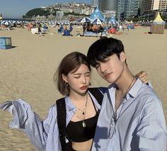 Love Couple, Best Couple, Couple Goals, Kpop Couples, Cute Couples, Yoona, Korean Aesthetic, Korean Couple, Ulzzang Couple