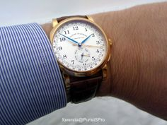 A. Lange & Söhne - We don't see very often this Kalenderwoche!
