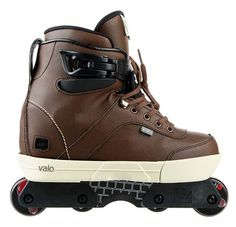 aggressive skates Valo Jon Julio light 10-th anniversary boot only