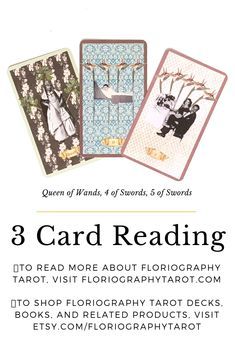 1 to 3 card free mini tarot readings with interpretations by the artist and creator of Floriography Tarot, Ana Haydeé Linares Mini Reading, Card Reading, Rider Waite Tarot Cards, Free Tarot Cards, Paradise Flowers, Tarot Card Spreads, Tarot Learning, Tarot Card Meanings, Tree Trunks