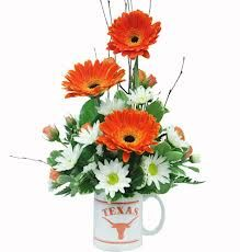 Gerbera Daisy arrangement - place in mug or cup