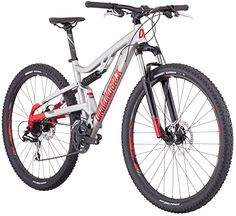 """Diamondback Bicycles Recoil 29er Full Suspension Mountain Bike, Light Silver, 16""""/Small http://coolbike.us/product/diamondback-bicycles-recoil-29er-full-suspension-mountain-bike-light-silver-16small/"""