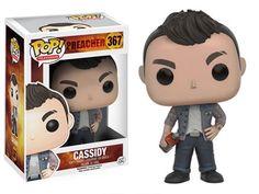 Pop! TV: Preacher - Cassidy - Preacher Action Figures