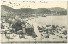 antigo Pavilhão Mourisco da Praia de Botafogo (Rio de Janeiro) | Um ...