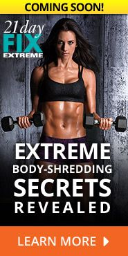 21 DAY FIX EXTREME. $25 Gift Card on Challenge Pack. Offer is good from Thursday, February 5 through Saturday February 28, 2015. Message me for details: http://www.facebook.com/lisahumphrey100