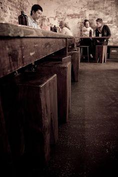 melbourne cafes photo blog: monk bodhi dharma