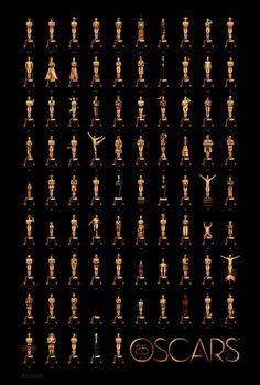 85th Oscars Official Poster