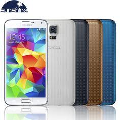 """Günstige Ursprüngliches Entriegeltes Samsung Galaxy S5 i9600 Handy Quad Core 5,1 """"16MP Refurbished Telefon NFC Android Smartphone, Kaufe Qualität Handys direkt vom China-Lieferanten: Letv 1 s X500 X501 One S Original Neues Handy Helio X10 Dual SIM Touch Telefon Octa-core 5,5 ''4G LTE 3G RAM And"""