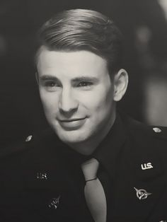 Chris Evans/Captain America