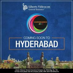 We would like you to join us at the #Convergence2017 - Hyderabad!