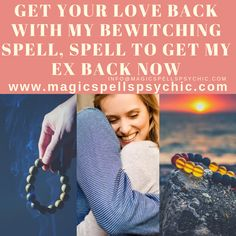 Get your love back with my bewitching spell works perfectly well when someone you're obsessed with breaks your heart, your life becomes depressed, sad, disappointed and you're so devastated Are Psychics Real, Money Problems, Magical Power, Spell Caster, Ex Wives, Ex Husbands, Love Spells, Past Life, Holistic Healing