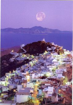 Serifos island, Cyclades, Greece