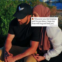 Quotes and pics aren't mine unless mentioned. Muslim Couple Quotes, Muslim Love Quotes, Cute Muslim Couples, Love In Islam, Beautiful Islamic Quotes, Cute Couple Quotes, Islamic Inspirational Quotes, Religious Quotes, Forever Love Quotes