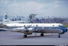 Lockheed L-188A Electra PP-VJM