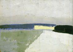 Paysage, 1952