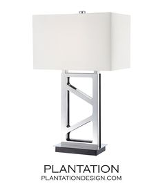 Ladder Table Lamp