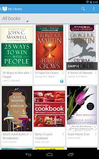 eBooks lesen mit Google PlayBooks