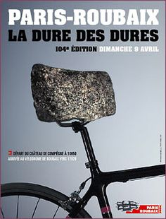 2006 Paris-Roubaix Poster
