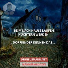 Dorfkinder kennen das ... #derneuemann #humor #lustig #spaß