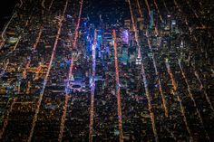 Las imágenes aéreas de Nueva York de Vincent Laforet te quitarán el aliento,© Vincent Laforet