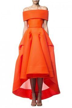 Thorax Gown & Undying Shoulder Wrap RESORT 15 www.tonimaticevski.com
