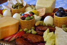 Easter Dia gasztroblogja: Húsvéti tál Smoothie, Dairy, Easter, Cheese, Food, Easter Activities, Essen, Smoothies, Meals
