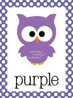 owls clipart digital clip art birds Lots Of by DigitalBakeShop Owl Classroom Decor, Polka Dot Classroom, Kindergarten Classroom, Classroom Themes, Classroom Signs, Classroom Teacher, Preschool Colors, Preschool Crafts, Polka Dot Theme