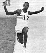 Olympic Gold Medalist, Ralph Boston, was born in Laurel (Jones County).