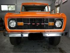 Broncos Colors, Early Bronco, Ford Bronco, Old Trucks, Ford Bronco Lifted