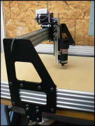 The Frog: CNC Router