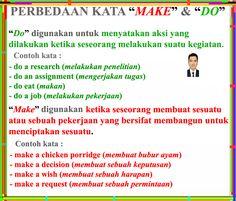 Learn English Words, English Study, English Class, English Lessons, English Grammar, English Writing Skills, Writing Tips, Make Do, Better English