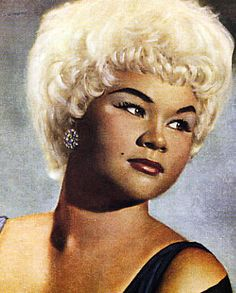 ETTA JAMES R.I.P. (January 25, 1938 - January 20, 2012) Winner of six Grammys and 17 Blues Music Awards. Inducted into the Rock  Roll Hall of Fame in 1993, the Blues Hall of Fame in 2001, and the Grammy Hall of Fame in both 1999 and 2008. Ranked number 22 on Rolling Stone's list of 100 Greatest Singers of All Time and number 62 on the list of the 100 Greatest Artists.