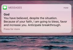 Afternoon Messages for Wednesday ~ Spiritual Inspiration Faith Quotes, Bible Quotes, Jesus Christus, Morning Messages, Afternoon Messages, Thank You God, God Prayer, God Loves Me, Gods Promises