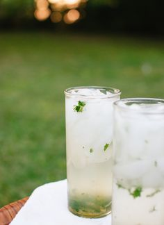 Lemon-Basil Mojito