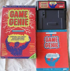 Game Genie (Super Nintendo)  I had this!  It was so awesome for game cheats.  And controversial I remember!