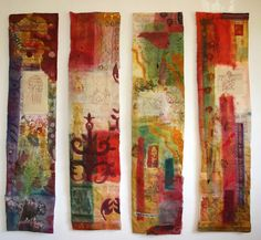 Stuff for Thought – marking Human Rights and Festival of Quilts