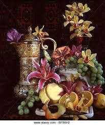 Image Result For Still Life Photography Flowers And Fruit